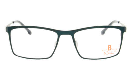 Brille XXL XXL1057 smaragdgrün matt |Brillenmann