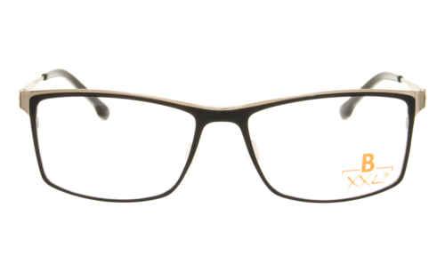 Brille XXL XXL1058 schwarz matt