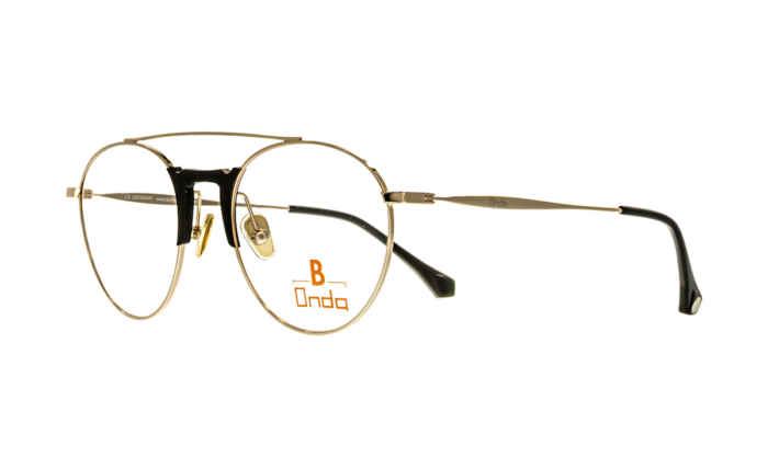 Nasensteg Acetat in schwarz |Brillenmann