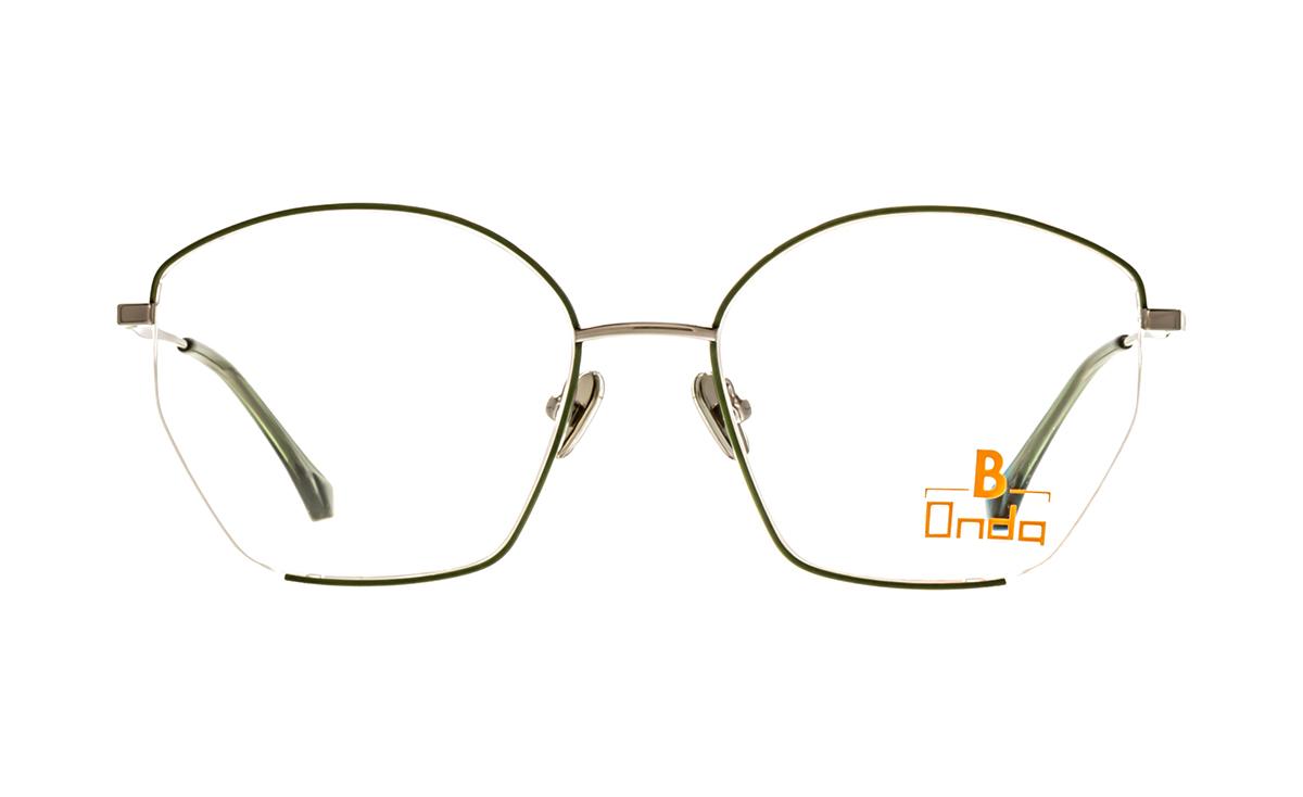 Brille Onda ON3006 grün matt |Brillenmann