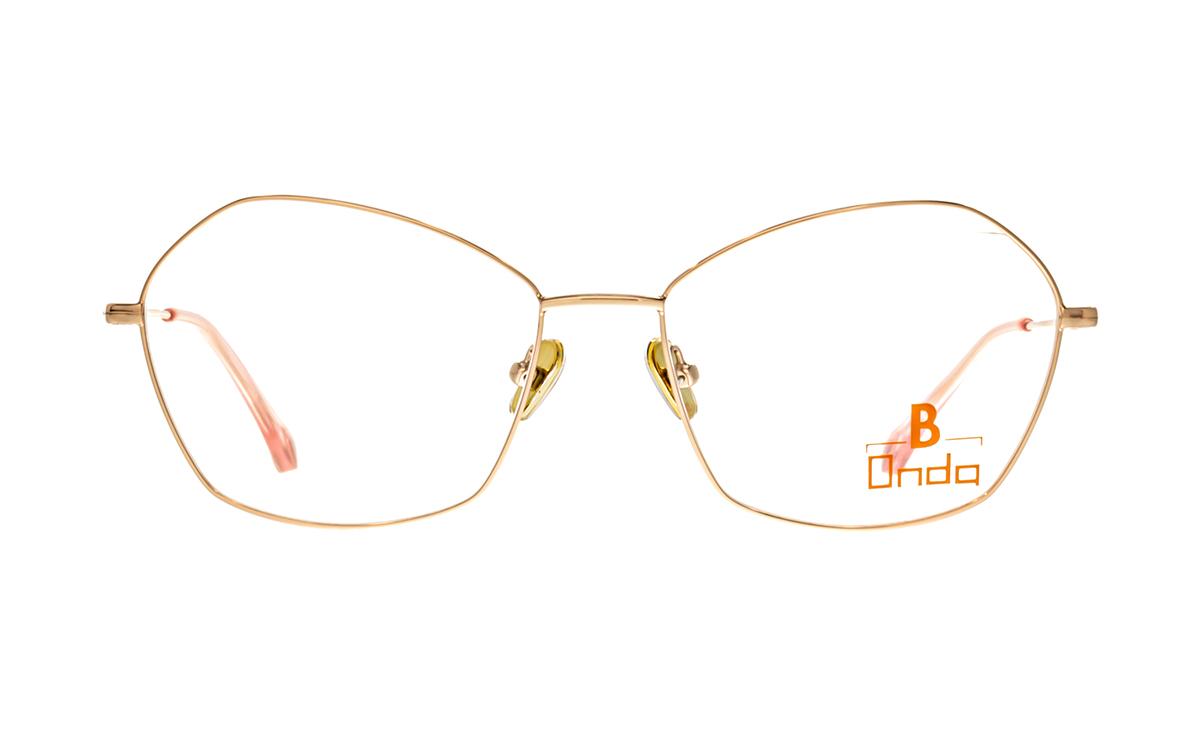 Brille Onda ON3007 gold glänzend |Brillenmann