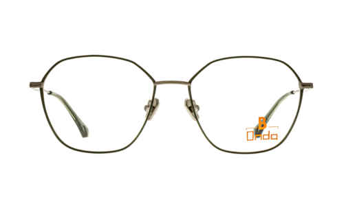 Brille Onda ON3076 dunkelgrün matt | Brillenmann