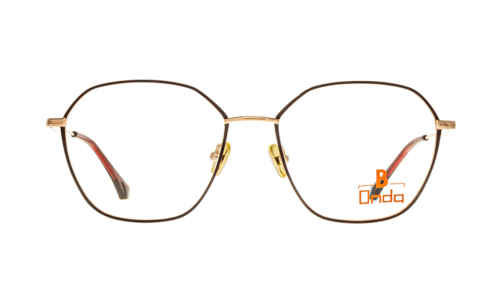 Brille Onda ON3076 dunkelrot matt | Brillenmann