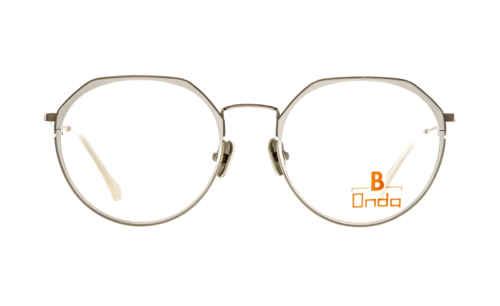 Brille Onda ON3077 Augenrand hellblau matt