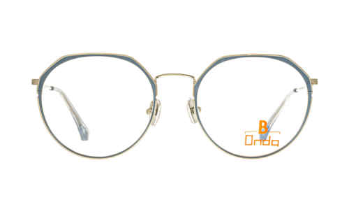 Brille Onda ON3077 Augenrand blau matt