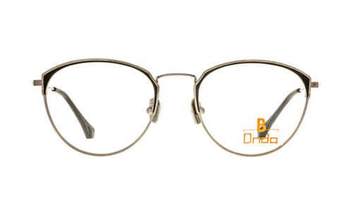 Brille Onda ON3078 Augenrand oben schwarz matt