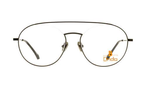 Brille Onda ON3079 schwarz glänzend |Brillenmann