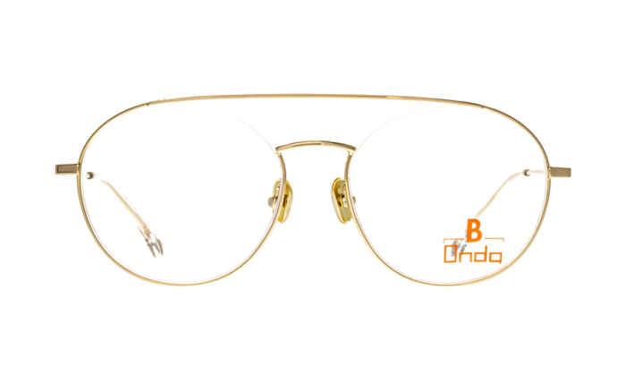 Brille Onda ON3079 gold glänzend |Brillenmann