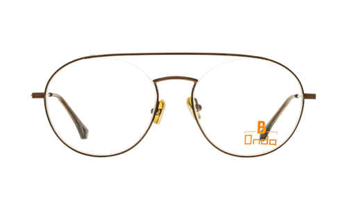 Brille Onda ON3079 bronze glänzend | Brillenmann