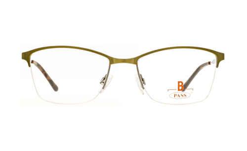 Brille P·A·S·S P550 gelb matt |Brillenmann