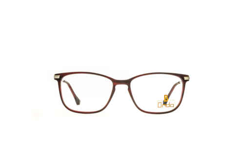 Brille Onda ON3044 dunkel bordeaux matt | Brillenmann