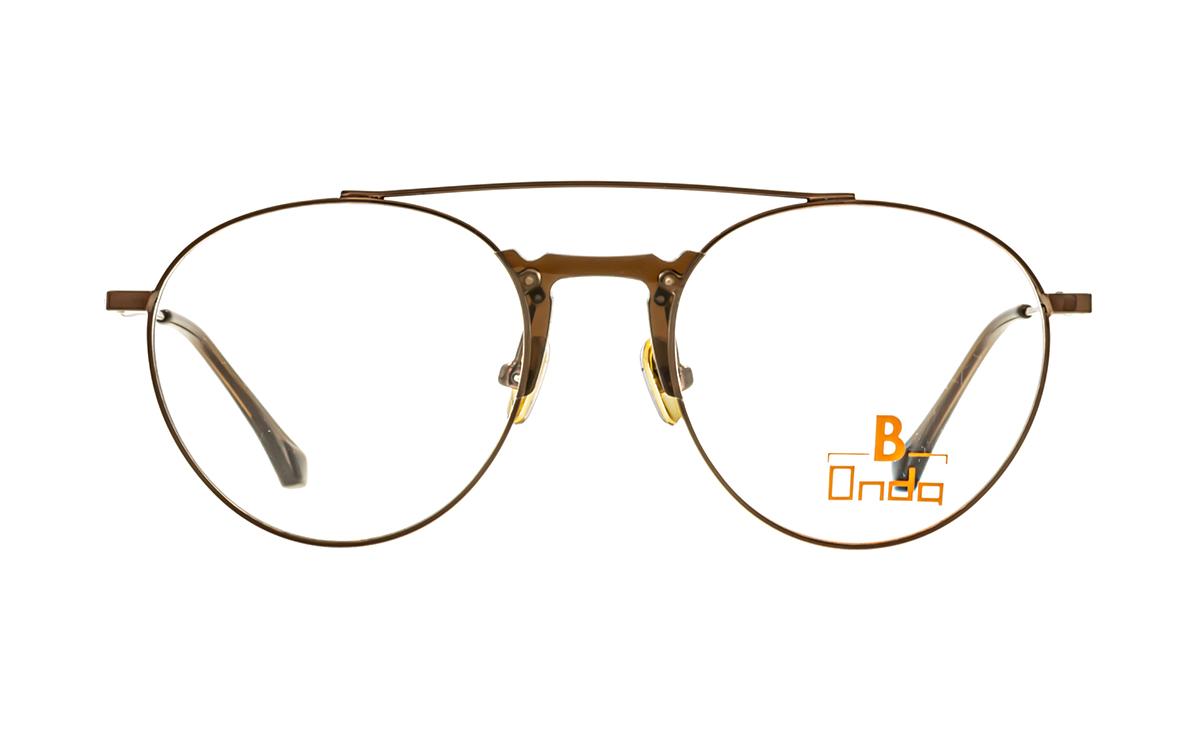 Brille Onda ON3004 bronze glänzend