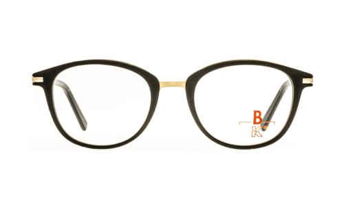 Brille K16 K1445 schwarz glänzend |Brillenmann
