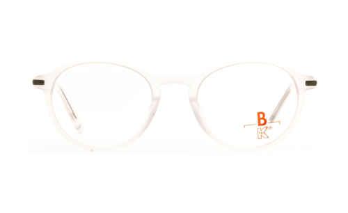 Brille K16 K1446 grau transparent glänzend |Brillenmann