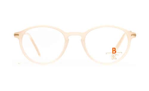 Brille K16 K1446 rosa transparent glänzend |Brillenmann