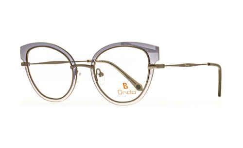 Augenrand grau transparent |Brillenmann
