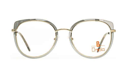 Brille Onda ON3050 silber glänzend