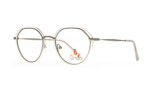 Augenrand transparent |Brillenmann