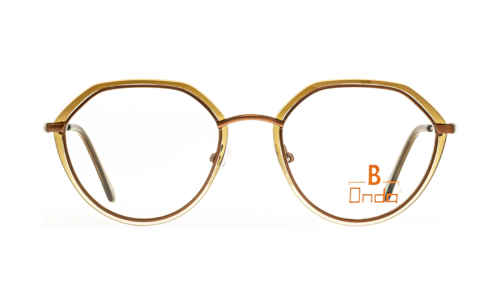 Brille Onda ON3051 kupfer matt