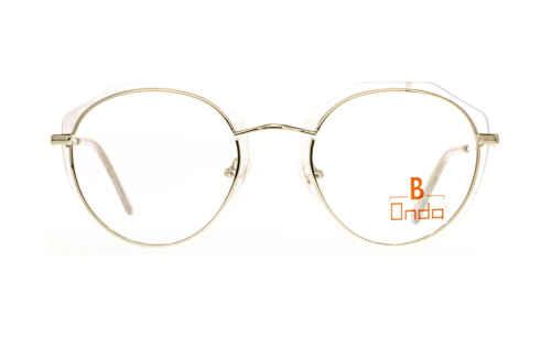 Brille Onda ON3052 silber glänzend