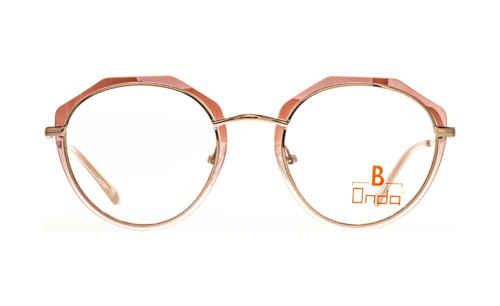Brille Onda ON3052 rosa glänzend