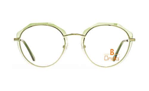 Brille Onda ON3052 grün glänzend