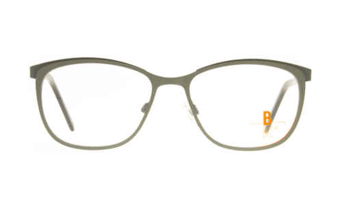 Brille K16 K1464 hellgrau matt |Brillenmann