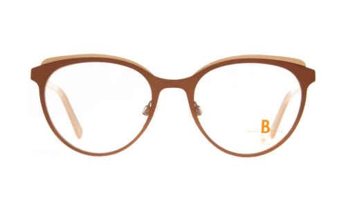 Brille K16 K1468 braun matt