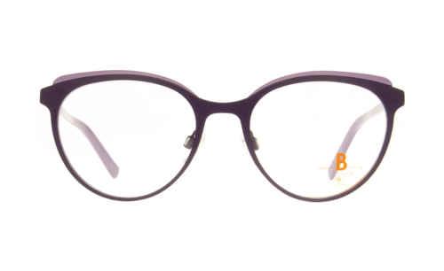 Brille K16 K1468 dunkellila matt