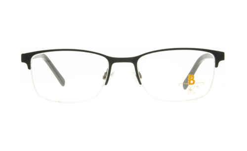 Brille K16 K1473 schwarz matt |Brillenmann