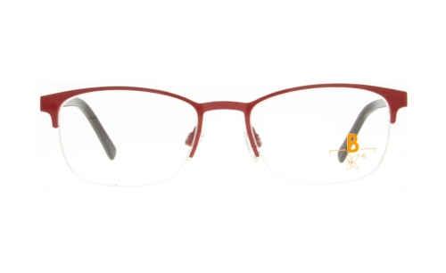 Brille K16 K1474 rot glänzend |Brillenmann