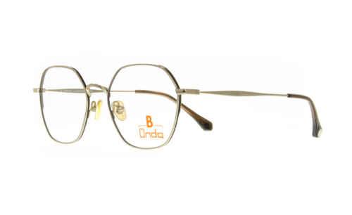 Augenrand braun matt  Brillenmann