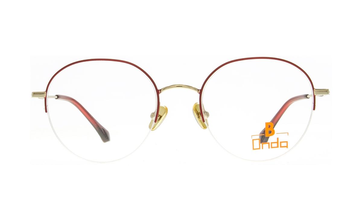 Brille Onda ON3089 rot matt