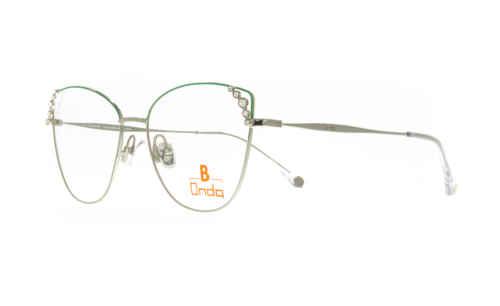 oben grün matt |Brillenmann