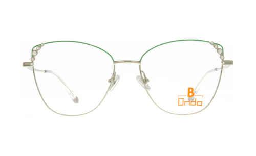 Brille Onda ON3090 silber glänzend