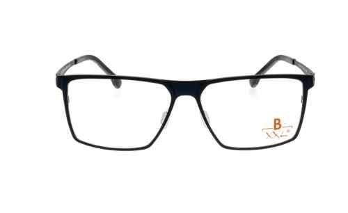 Brille XXL XXL1027 dunkelblau matt |Brillenmann
