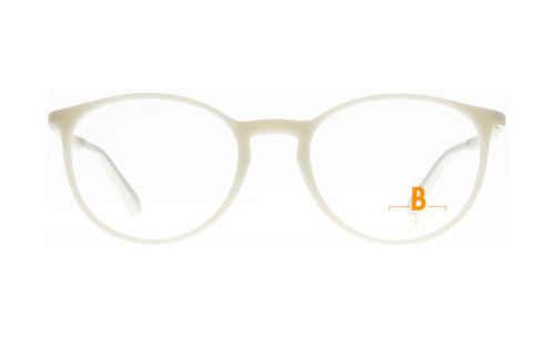 Brille K16 K1362 weiß matt |Brillenmann