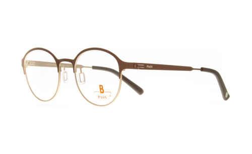 unten gold matt  Brillenmann