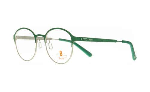 unten silber matt  Brillenmann