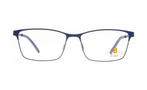 Brille P·A·S·S P602 blau matt |Brillenmann